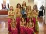 Úspěchy břišních tanečnic
