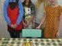 Vaření v 6. třídě - dívky